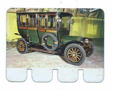 PLAQUETTE PUBLICITE COOP...PLAQUE En TOLE..Automobile.. BERLIET - 1907.. N 86 - Plaques Publicitaires