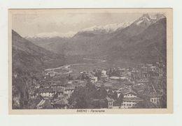 BRENO - PANORAMA - VIAGGIATA 1948 - ITALY POSTCARD - Brescia