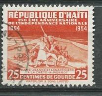 Haiti - - Yvert N°    342 Oblitéré    - Aab15110 - Haiti