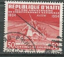 Haiti -  Avion - Yvert N°    77  Oblitéré    - Aab15111 - Haiti