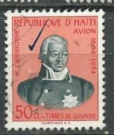 Haiti -  Avion - Yvert N°    77  Oblitéré    - Aab15113 - Haiti