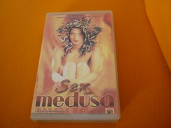Sex Medusa Old Greek Vhs Cassette From Greece - Video Tapes (VHS)