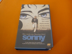 Sonny Nicolas Cage Old Greek Vhs Cassette From Greece - Autres