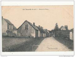 28 PERONVILLE ROUTE DE PATAY CPA BON ETAT - France