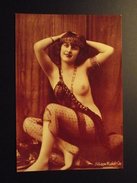 CP - JEUNE FEMME SEINS NUS - GIRL 4 - EDITION MICHEL +Co - FOTOGRAPHIC COLLECTION - Nus Adultes (< 1960)