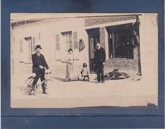 CONCHY - Les - POTS  ( OISE )  CARTE PHOTO  Du BOURRELIER -  MASSY - Autres Communes