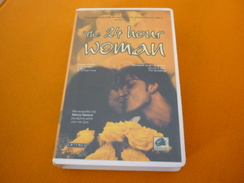 The 24 Hour Woman Old Greek Vhs Cassette From Greece - Autres