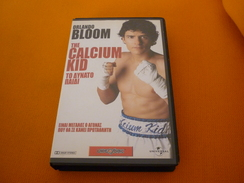 The Calcium Kid Orlando Bloom Old Greek Vhs Cassette From Greece - Autres