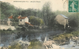 87 BESSINES MOULIN BLANC - Bessines Sur Gartempe