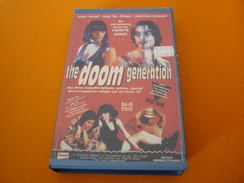 The Doom Generation Old Greek Vhs Cassette From Greece - Autres