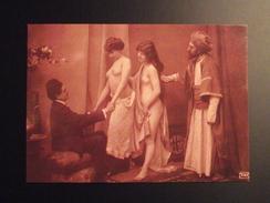 CP -- JEUNES FEMMES SEINS NUS - GROUPE ORIENTALISTE - ELSE UND MARIA  - EDITION MICHEL +Co - FOTOGRAPHIC COLLECTION - Nus Adultes (< 1960)