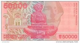 CROATIA 50000 Dinara 1993  P-26 **UNC** - Croatie