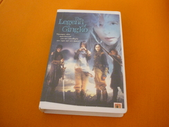 The Legend Of Gingko Old Greek Vhs Cassette From Greece - Autres