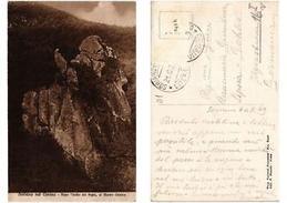 CPA Soriano Nel Cimino, Rupe Sedia Del Papa . ITALY (545180) - Italia