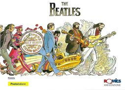 2017 Folder Romics The Beatles XXII Edizione Limitata 3000 Italy Italien Comics - 6. 1946-.. Repubblica