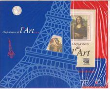 1999-BLOC SOUVENIR-PHILEXFRANCE99-CHEFS D OEUVRES De L ART-SOUS BLISTER D ORIGINE - Blocs Souvenir