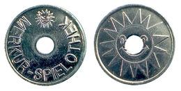01088 GETTONE TOKEN JETON FICHA AMUSEMENT CENTER GAMING MERKUR SPIELOTHEK SPIELCENTER ROYAL - Allemagne