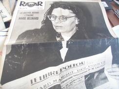 MARIE BESNARD / TIR A L ARC PHILIPPE D EDIMBOURG RADAR - Informations Générales