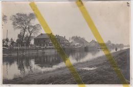 62 PAS DE CALAIS PONT A VENDIN Canton WINGLES  PHOTO ALLEMANDE MILITARIA 1914/1918 WK1 WW1 - Andere Gemeenten