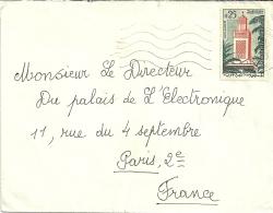 Algérie Oran >> Paris F - Algeria (1924-1962)