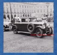 Photo Ancienne - Parcours PARIS DEAUVILLE - Belle Automobile DELAGE Type DR 70 - 1981 - Cars