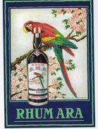 France - RHUM ARA - Advertising