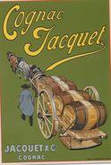 France - Cognac Jacquet. - Pubblicitari