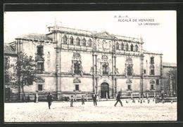 Postal Alcalá De Henares, La Universidad - Madrid