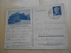 DDR, P 47, Bild 06 - Dessau - Landestheater Gelaufen (1714) - [6] République Démocratique