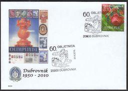 Croatia Dubrovnik 2010 / 60th Anniversary Of The IXth Chess Olympics - Echecs