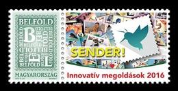 Hungary 2016 Mih. 5567V Innovative Solutions. Mobile Application Sender! MNH ** - Unused Stamps
