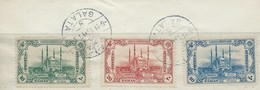 TURCHIA -TURKEY-TURKISH-Impero Ottomano - 1913 Ottoman Stamps - 1913 The Recapture Of Adrianople,canceled At Galata - 1858-1921 Ottoman Empire