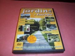 LES PLUS JARDINS D'EUROPE ++ PLUS DE 500  PLANTES DE JARDIN ET LEURS VARIETES - Documentary