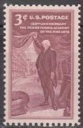 UNITED STATES   SCOTT NO. 1064   MNH    YEAR  1955 - Unused Stamps