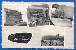 Deutschland; Kollig über Mayen; Gasthaus Zur Erholung - Mayen