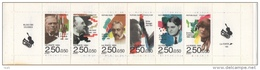 FRANCE 1992  - Neuf Non Plié - Carnets