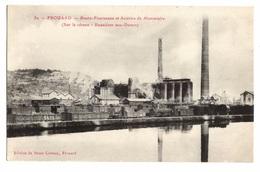 54 MEURTHE ET MOSELLE - FROUARD Hauts-fourneaux Et Aciéries De Montataire - Frouard