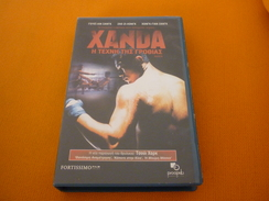 Xanda Old Greek Vhs Cassette From Greece - Autres