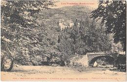 09. Environs Des CABANNES. L'Ariège Et Le Château De Garanou. 189 - France