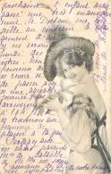 ILLUSTRATEUR SERIE B SALUT DE NOEL 1903 - Illustrateurs & Photographes