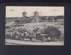 Hungary PPC Szeged 1913 To Belgium - Hungary