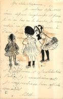ILLUSTRATEUR 3 ENFANTS   1906 - Illustrateurs & Photographes
