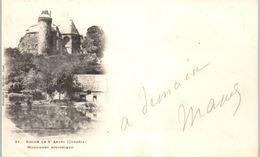 19 - SAINT ANGEL --  Eglise - Frankrijk