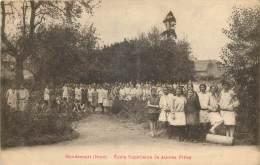59 - NORD - GONDECOURT - ECOLE SUPERIEURE DE JEUNES FILLES - Otros Municipios