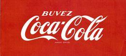 BUVEZ COCA - COLA - Blotters