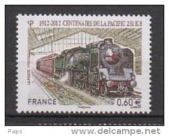 2012-N°4655**LOCOMOTIVE PACIFIQUE 231K8 - France