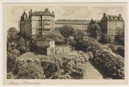 AK  Pirna Sonnenstein 1933  Kleinformat  Ansichtskarte - Pirna