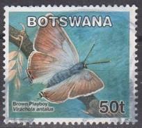 Botswana, 2007 - 50t Butterfly - Nr.847 Usato° - Botswana (1966-...)