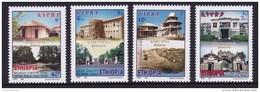 Ethiopia - Ethiopie (2015) - Set -  /  Architecture - Palaces - Etiopia