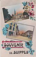 Marne : SUIPPES  :  Souvenir  ( écrite Sur Place En  1936) - France